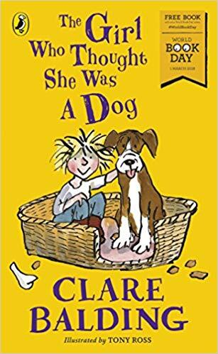 The Girl Who Thought She Was A Dog