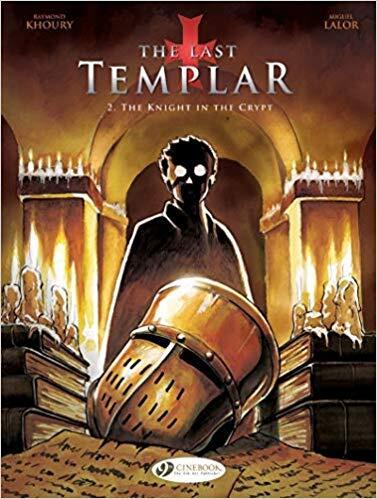 Last Templar Vol. 2