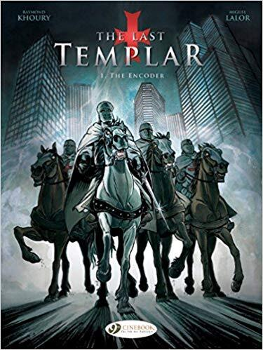 Last Templar Vol. 1